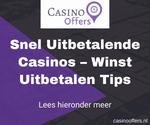 Snel Uitbetalende Casinos – Winst Uitbetalen Tips